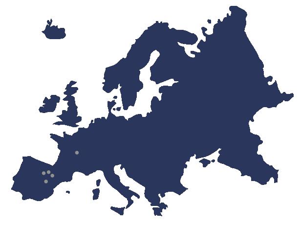 Mapa STinser
